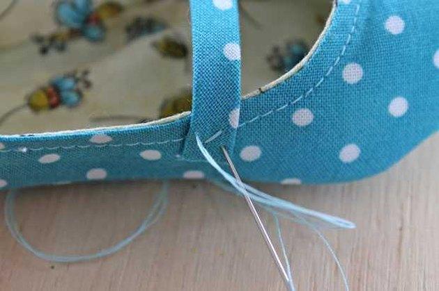 Top stitching