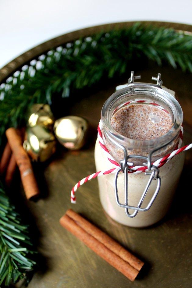 This Seasonal Gingerbread Creamer Makes Coffee Taste Like Christmas