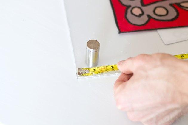 Measure inset.