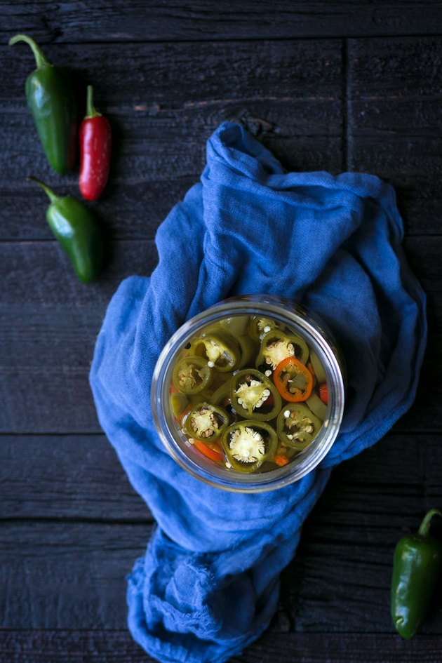 Pickle Jalapeños With This Easy Recipe | eHow