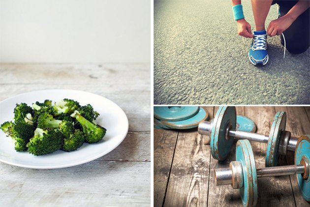 Things to Do to Lose 50 Pounds in Six Months