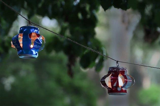 pretty lanterns!