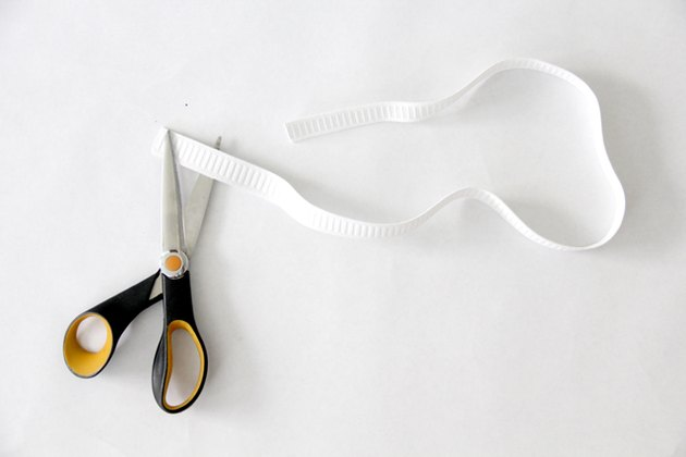 Cut elastic your waist measurement