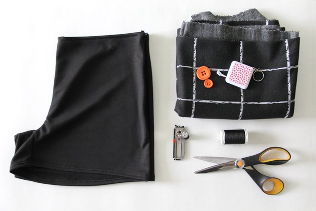 Grab your materials and get ready to sew your own skort