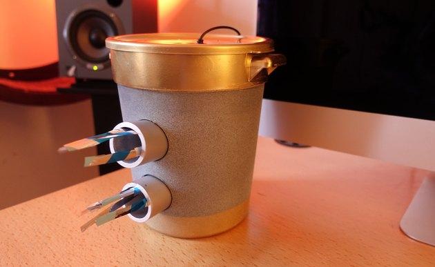DIY Mini USB Desktop Air Conditioner