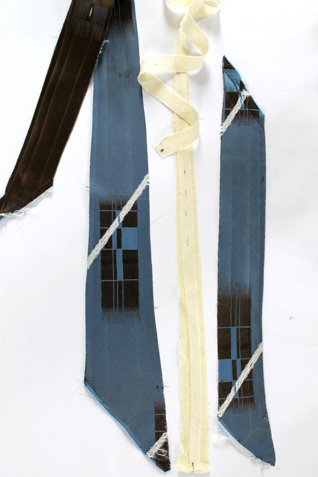 tie pieces