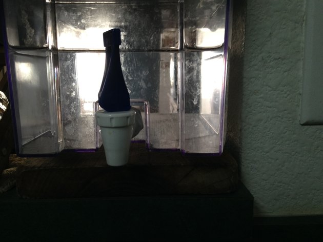 A dispenser with a spigot makes for no-mess fun.