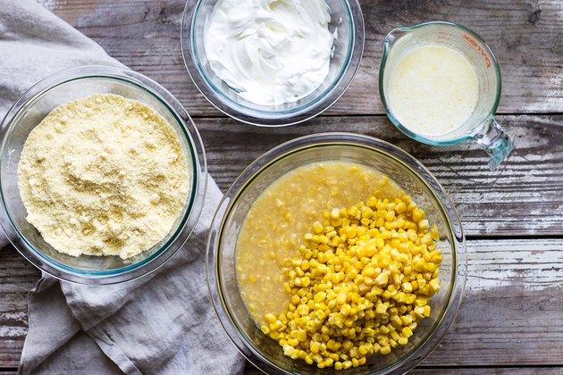 Easy to Make Corn Casserole