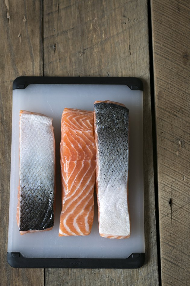 The Best Seasonings for Grilled Salmon   eHow