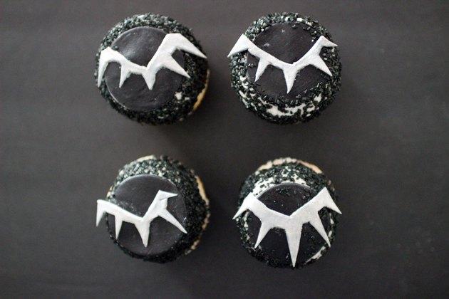 Overhead Cupcakes