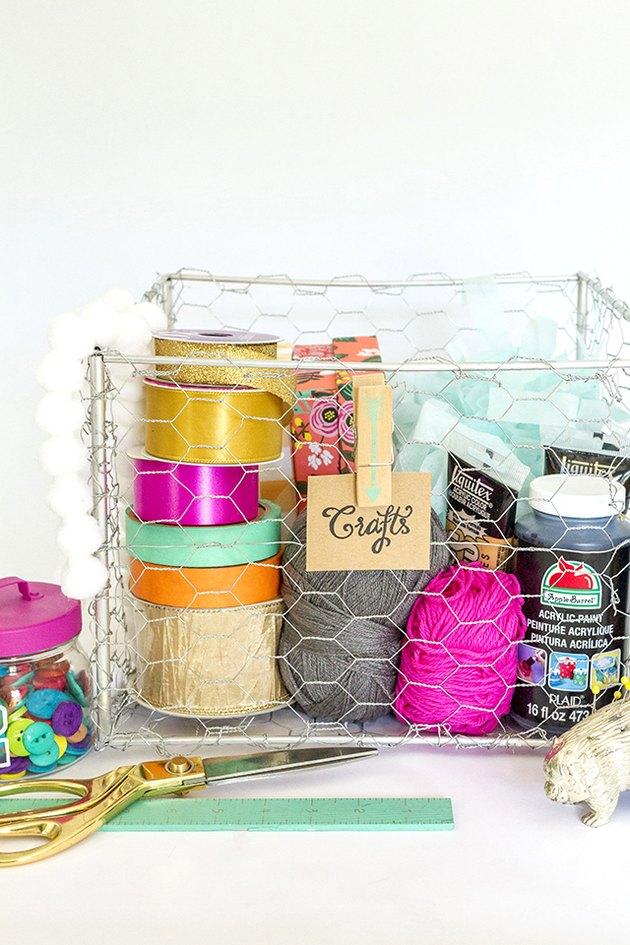 Make wire box