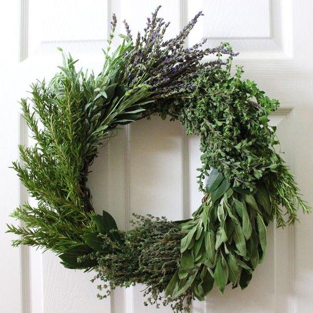 Herb wreath.