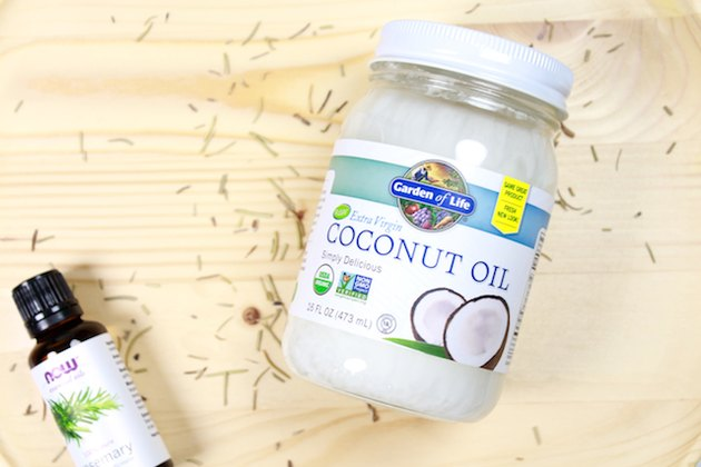 coconut oil jar