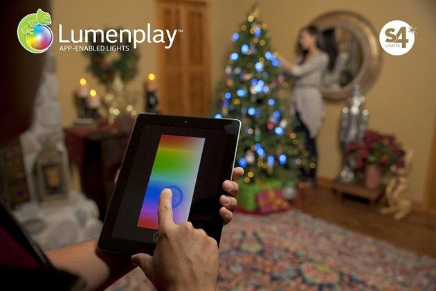 Lumenplay works with any Bluetooth-enabled device.