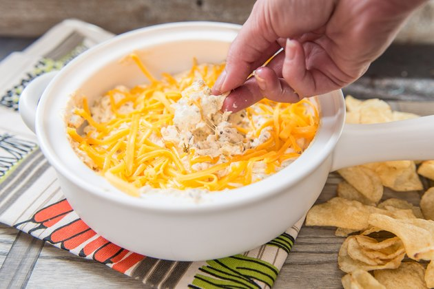 Cheeseburger Dip Recipe