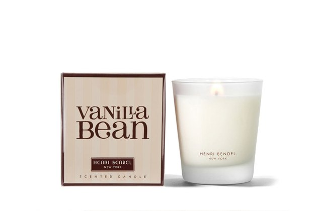 Henri Bendel's Vanilla Bean candle is the perfect fragrance for a night alone or for when you want to impress guests.