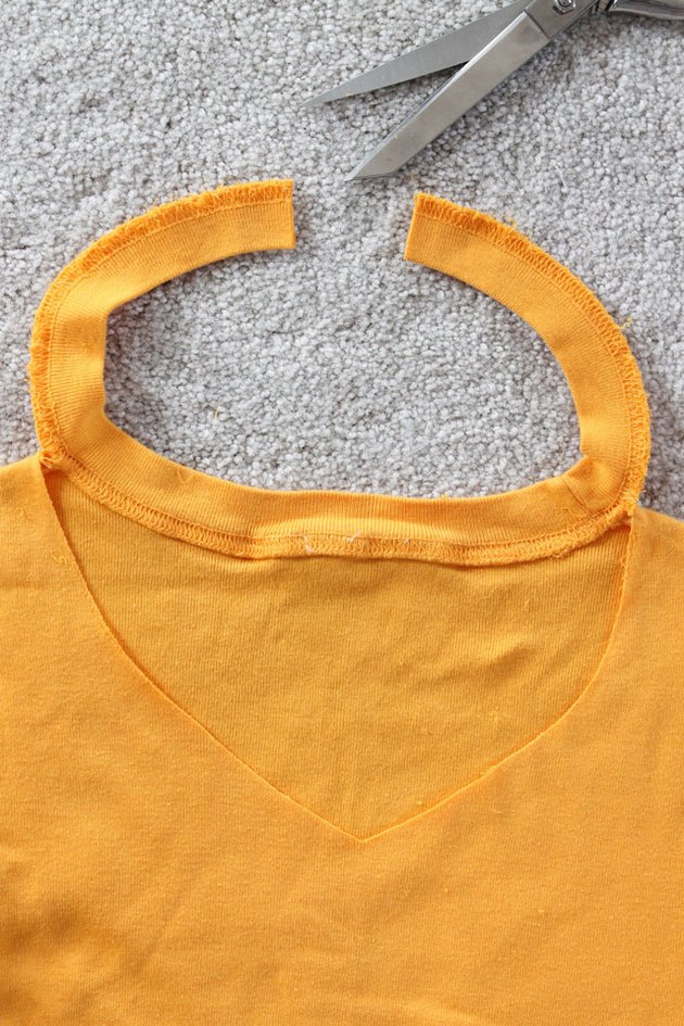 cut neckband