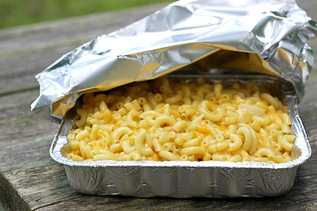 Make-Ahead Macaroni & Cheese