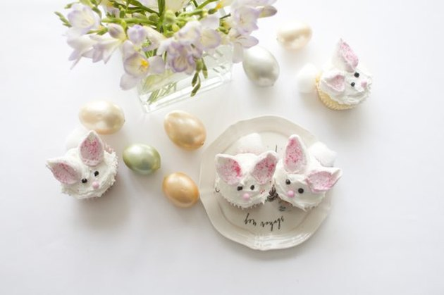 Bunny Cupcake Decoration