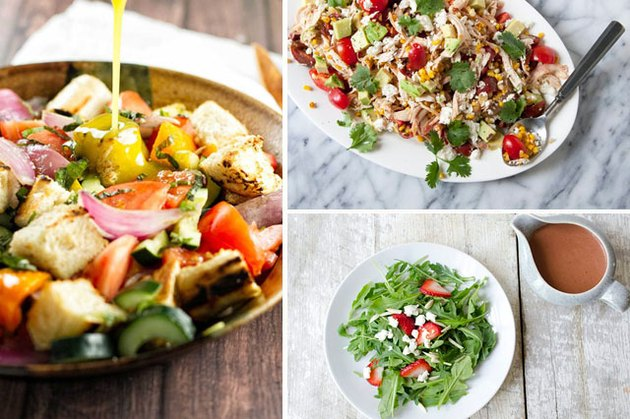 Salads That Pair Perfectly With Pizza