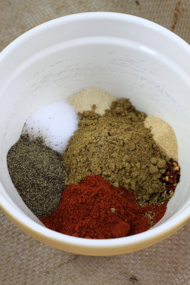 spices for diy taco seasoning mix
