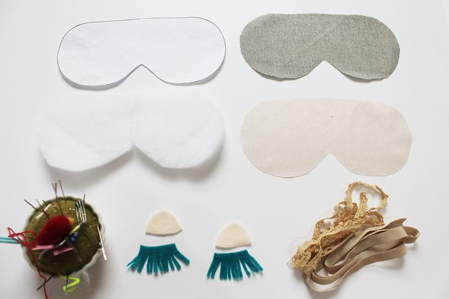 mask pieces