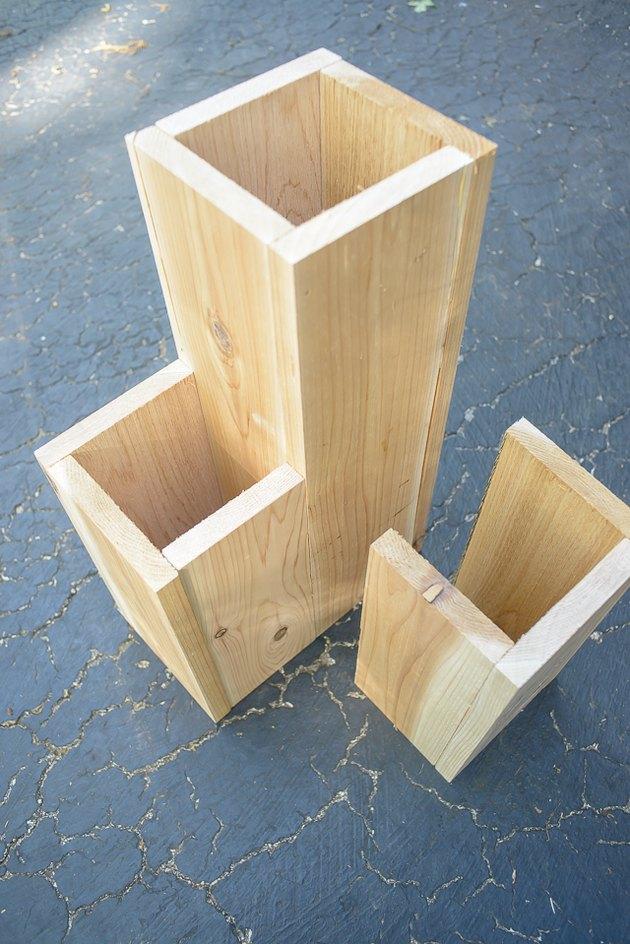 Finish Attaching Box