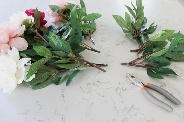 Trim stems to size