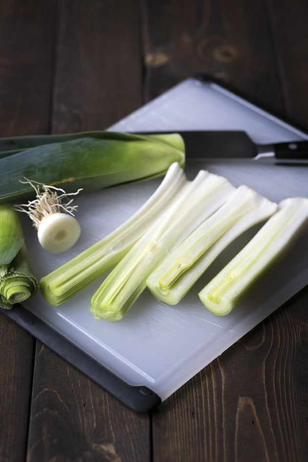 How to Caramelize Leeks | eHow