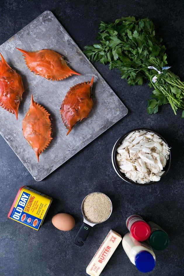 Stuffed Crab Recipe | eHow
