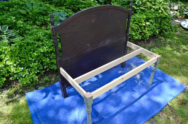 Support beam added to bench seat