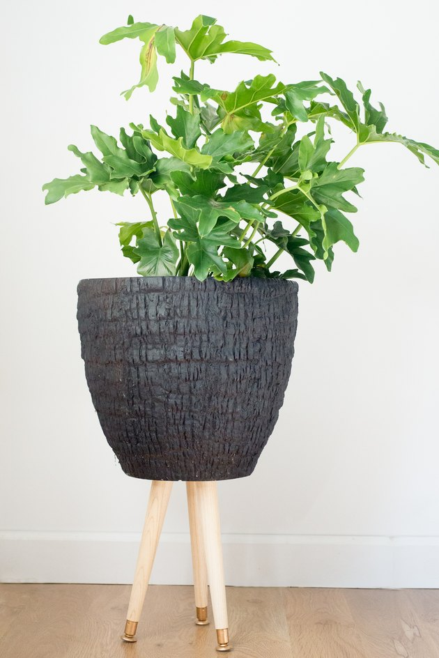 Tapered Leg Planter