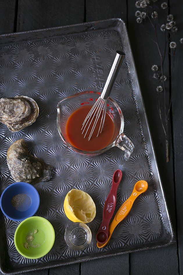 Bloody Mary Oyster Shooters | eHow