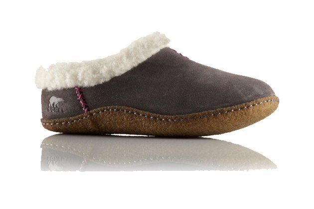 These Sorel slippers are heaven on your tired feet.
