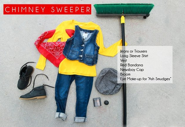 Chimney Sweeper Costume Requirements