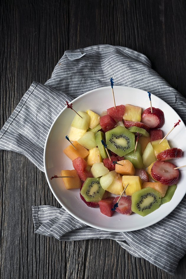 Vodka Infused Fruit Salad Recipe | eHow