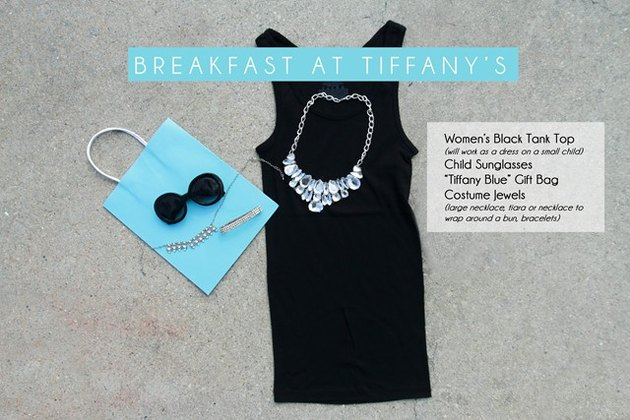 Breakfast at Tiffany's Costume Requirements