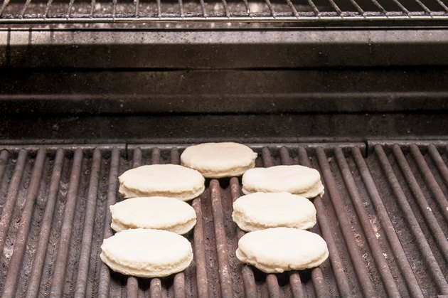 How to Make Biscuits on the Grill