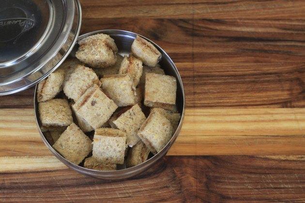 Peanut Butter & Jam Squares