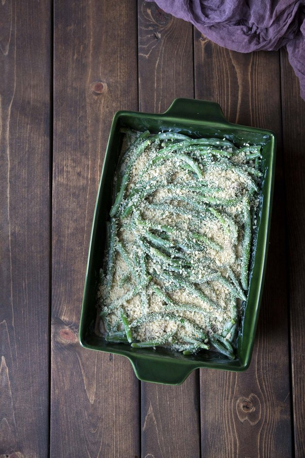 How to Make Green Bean Casserole | eHow