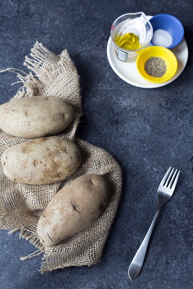 How to Make a Perfect Baked Potato | eHow