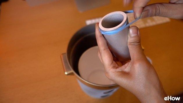 Assembling DIY Mini USB Desktop Air Conditioner