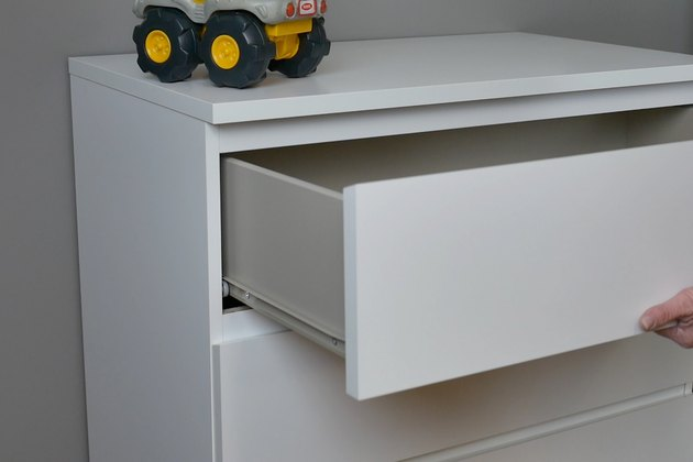 removing drawers