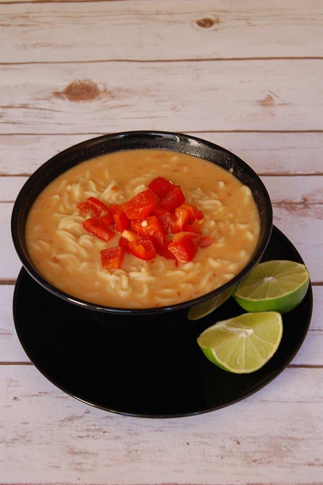 Thai Ramen Noodles