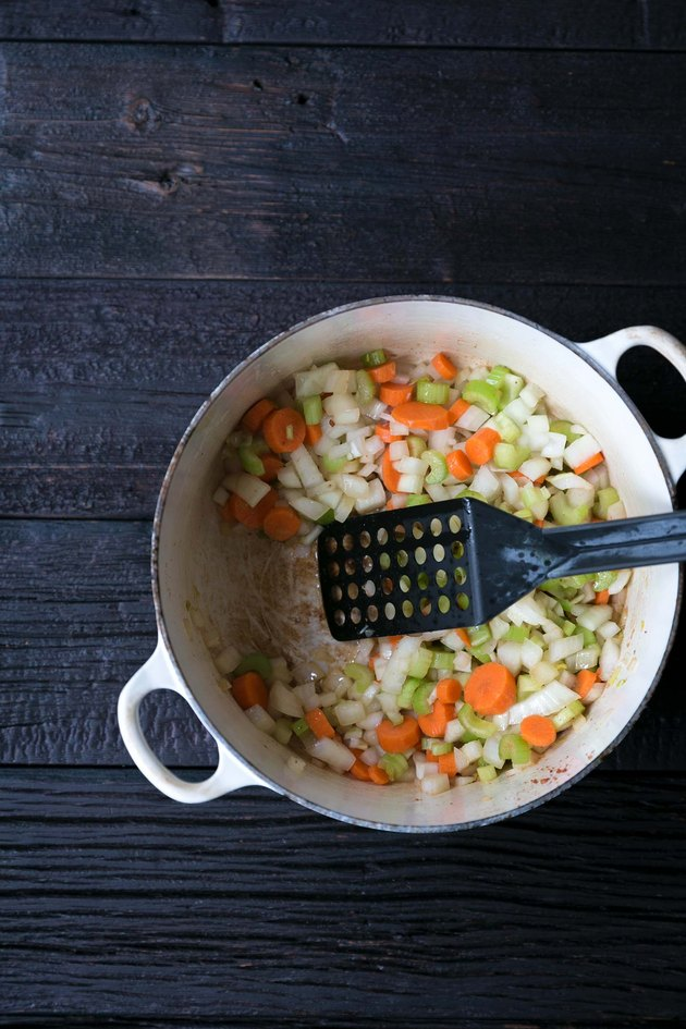How to Make Potato Soup   eHow