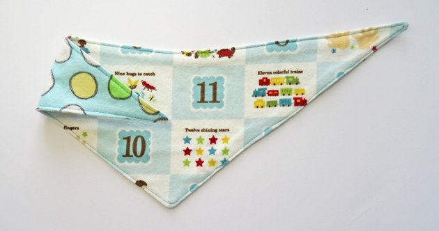 Baby Bib Sewing Project