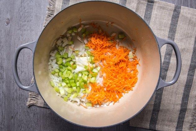 Olive Garden's Creamy Chicken Gnocchi Soup Recipe