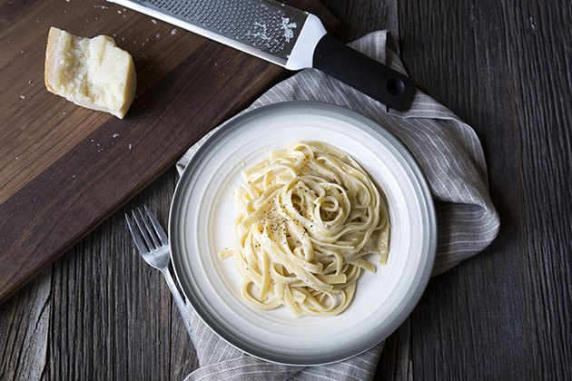 The Only Fettucine Alfredo Recipe You Need | eHow