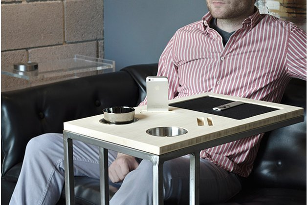 iSkelter Caddy TV tray table