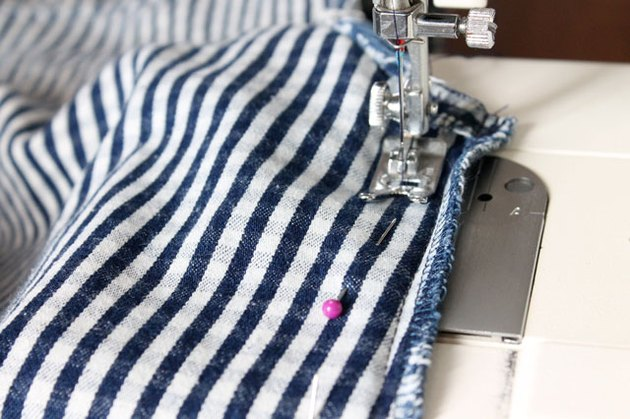 sew new side seams